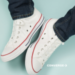 我的帆布鞋 时尚时尚最时尚 匡威Converse四个卖场男女儿童鞋履服饰