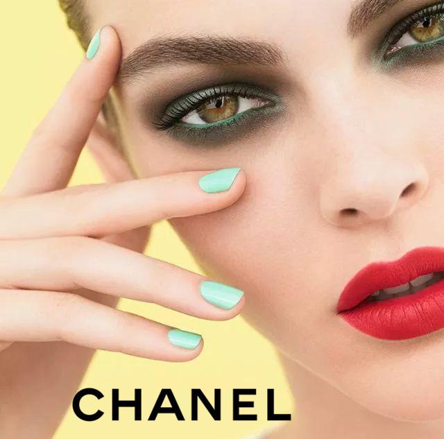 Chanel香奈儿2018春夏彩妆Neapolis: NewCity 系列