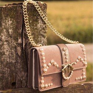 【直邮中国】Pinko意大利小众轻奢品牌包包热卖