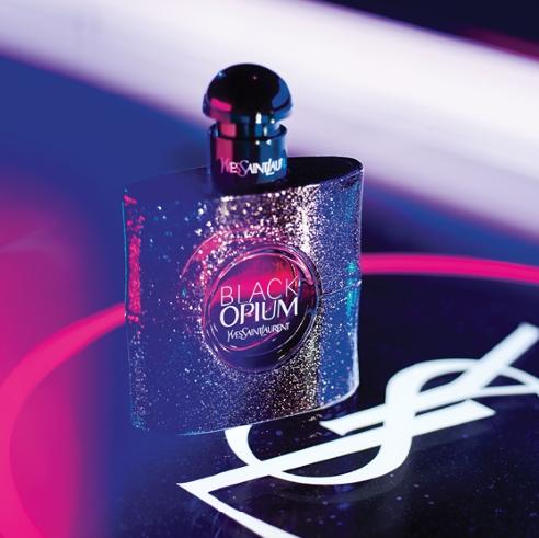 Yves Saint Laurent 18年黑鸦片新香水