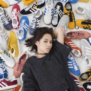 经典与摩登并存,无法抗拒的adidas Gazelle系列