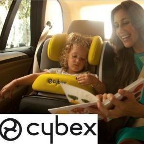 Cybex Silver Juno 2-fix 汽车儿童安全座椅9-18 kg ISOFIX系统