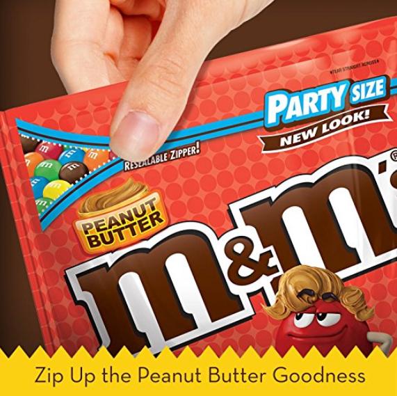 M&M'S巧克力豆 1.13kg派对装