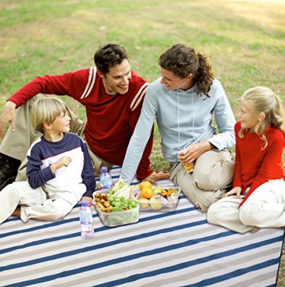VORCOOL野餐防潮毯