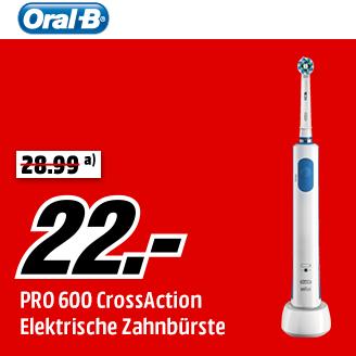 Braun Oral-B Pro 600电动牙刷