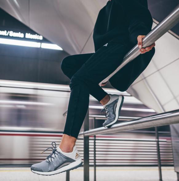 adidas PureBOOST Xpose 女式跑鞋