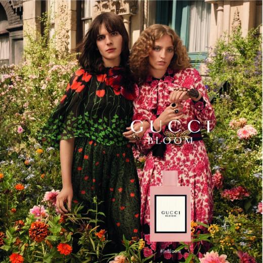 Gucci Bloom 繁花女香