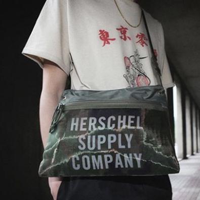 年轻就要有态度!Herschel 及 Eastpak 两大潮包品牌