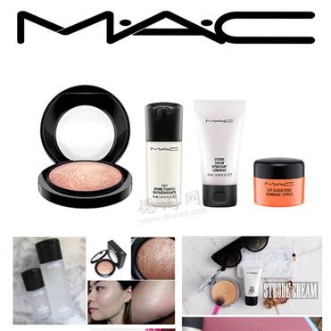 MAC 彩妆 部分产品是Douglas的46折