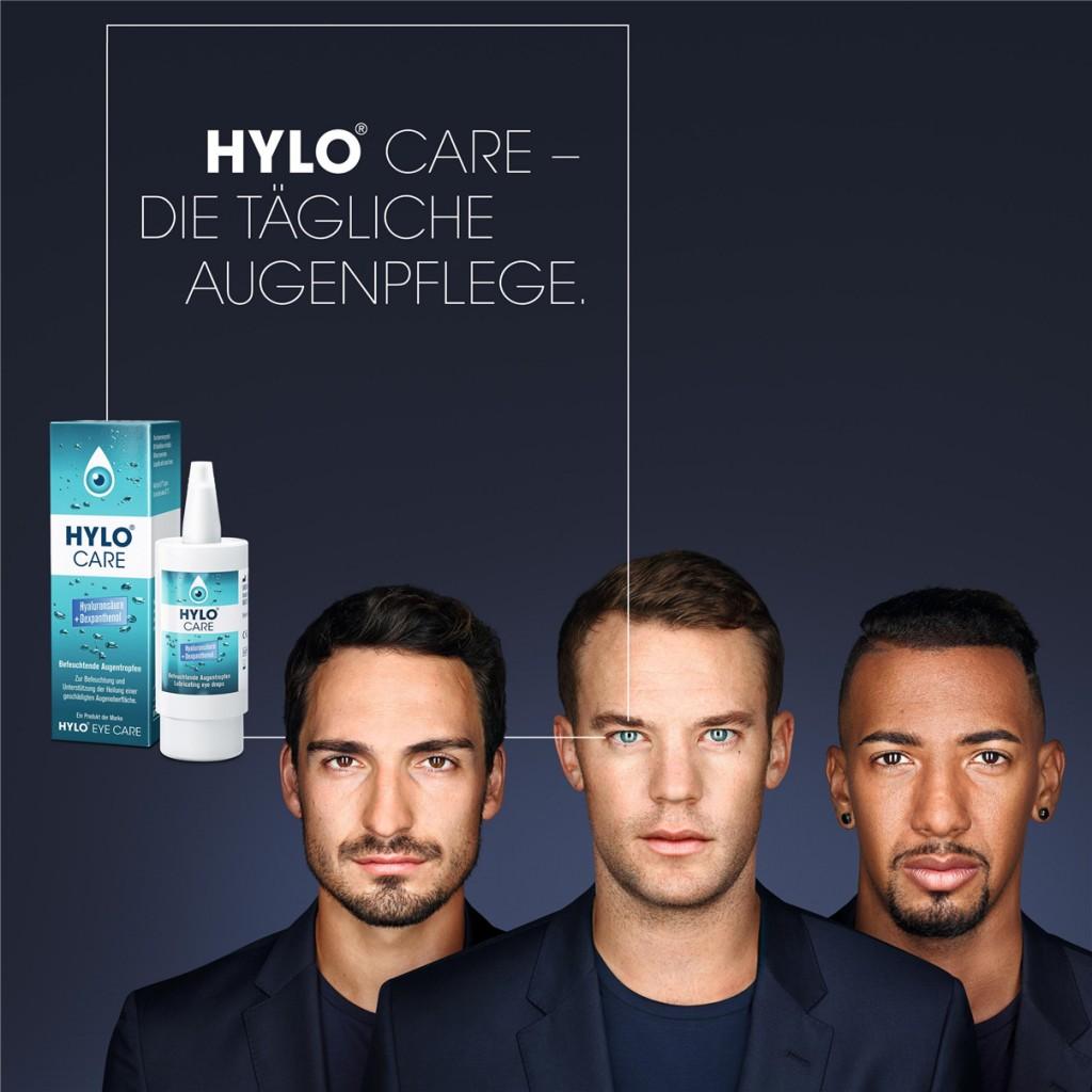 无防腐剂无磷酸盐的安全眼药水- 德国 Hylo 海露
