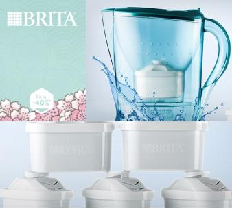 世界领先的滤水专家-Brita滤水壶专场