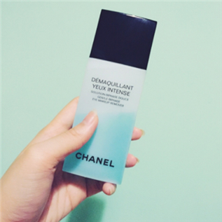处处都有人推!Chanel Démaquillant Yeux Intense 香奈儿眼唇卸妆液