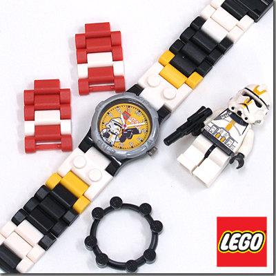 LEGO 卡通表 DC或星战主题