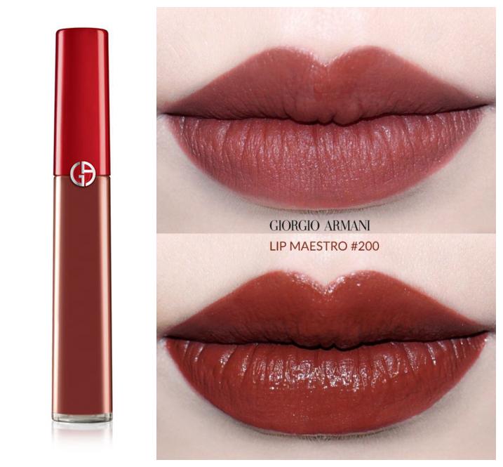 激动!!Armani 最难抢的丝绒红管唇釉200号 – terra 补货了