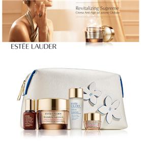 总价值192欧的 Estée Lauder Revitalizing Supreme + 雅诗兰黛多效智妍护肤套装