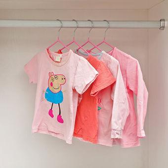 SONGMICS Kinder-Kleiderbügel 儿童衣架 20个