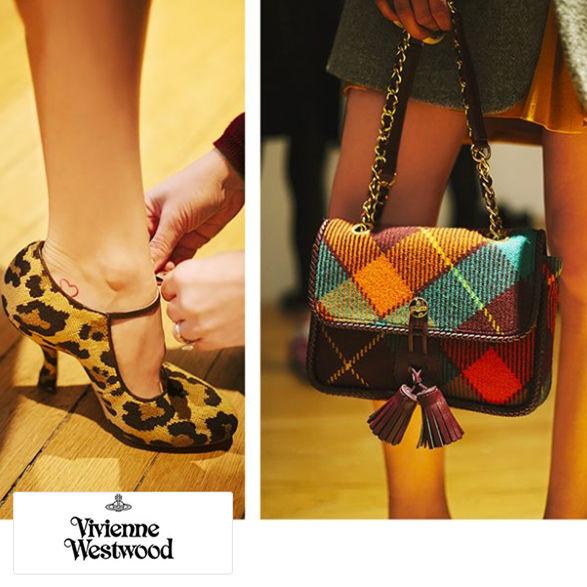 服装领域里最荒诞最稀奇古怪也最有独创性的Vivienne Westwood