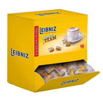 "LEIBNIZ 31670 Keksgeb""Ck ""Cream Team"" 香脆小饼干"