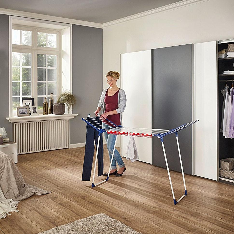 德国家居生活品牌Leifheit 晒衣架