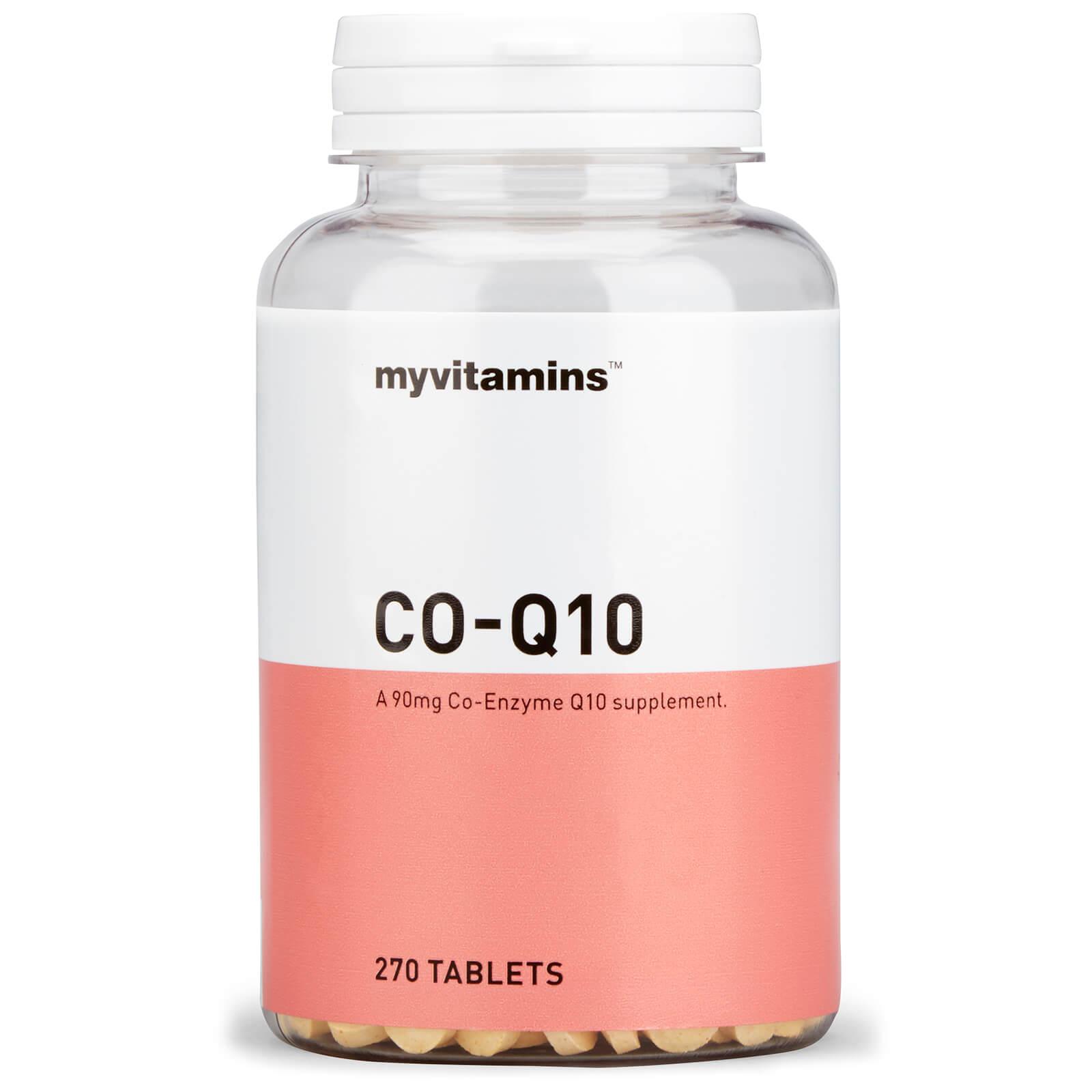 保护心脏神器 Co-Q10 辅酶Q10