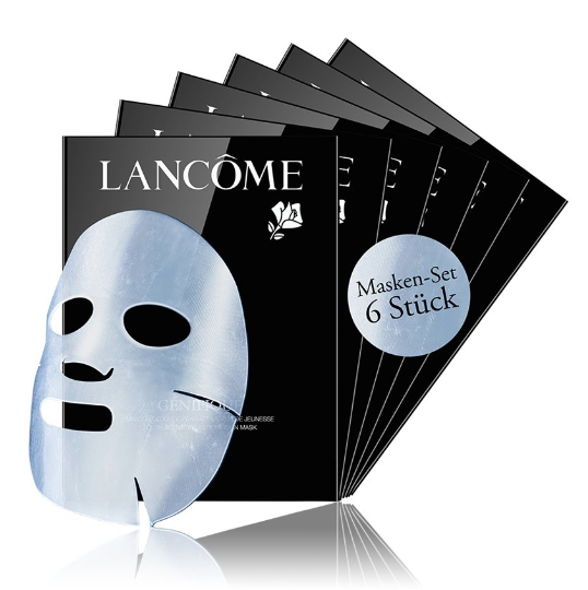 Lancôme Génifique Maske 兰蔻小黑瓶面膜