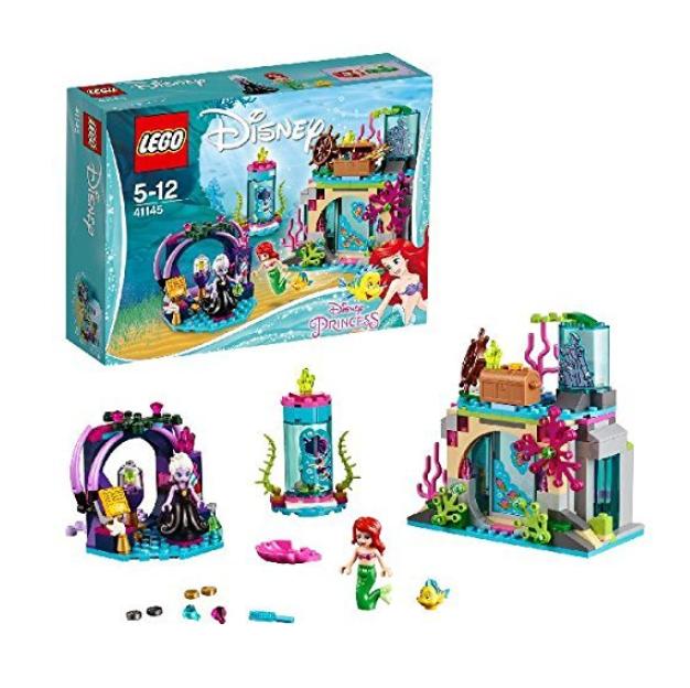 Lego乐高迪士尼 Disney Princess 爱丽儿与魔法咒语 美人鱼