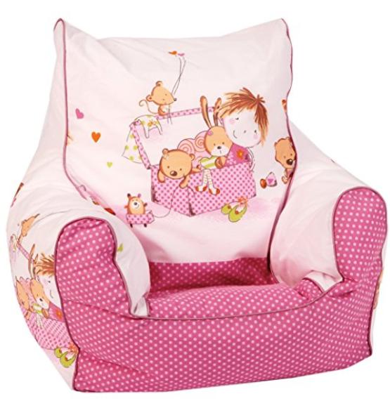 来自德国的knorr-baby 儿童沙发