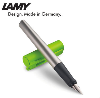 LAMY 凌美 NEXX系列绿色钢笔