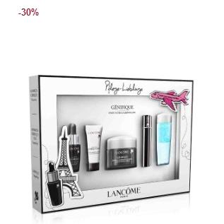 今天套装类产品86折优惠码!!Lancôme Génifique 兰蔻小黑瓶套装礼盒