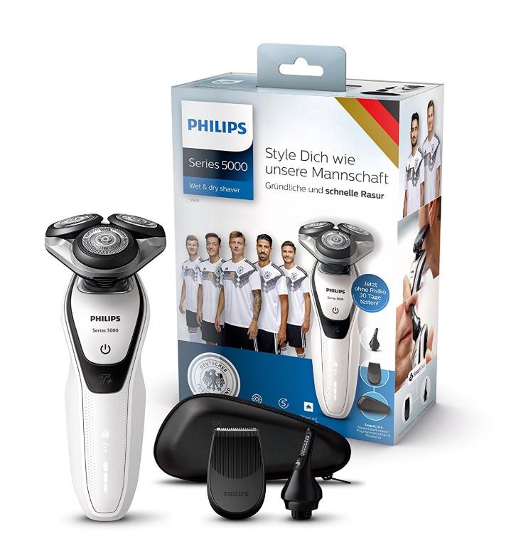 Philips飞利浦 S5651/45 Series 5000干湿两用剃须刀