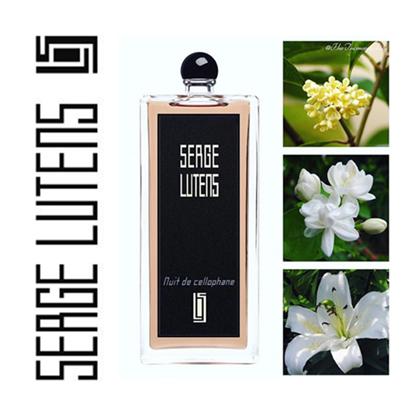 升级新包装  Serge Lutens 八月夜桂花/玻璃纸之夜