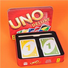 聚会必备 Mattel  UNO 桌游牌