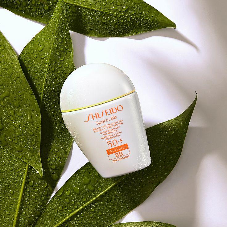 集防晒与底妆为一体的 Shiseido Sport BB 资生堂防晒bb霜