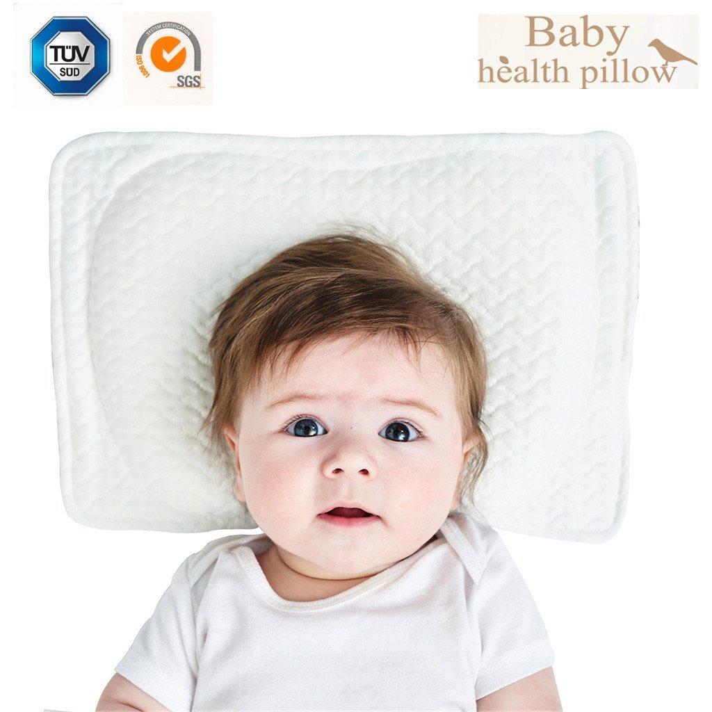 防止孩子长成扁头、平头!SIKAINI 宝宝健康枕