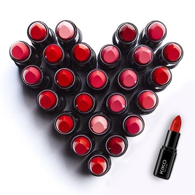 KIKO 全站唇部彩妆买二送二!! 性价比最高的4系丰盈唇膏