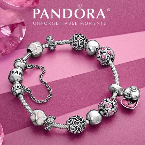 打开神秘宝盒Pandora 潘多拉首饰精选