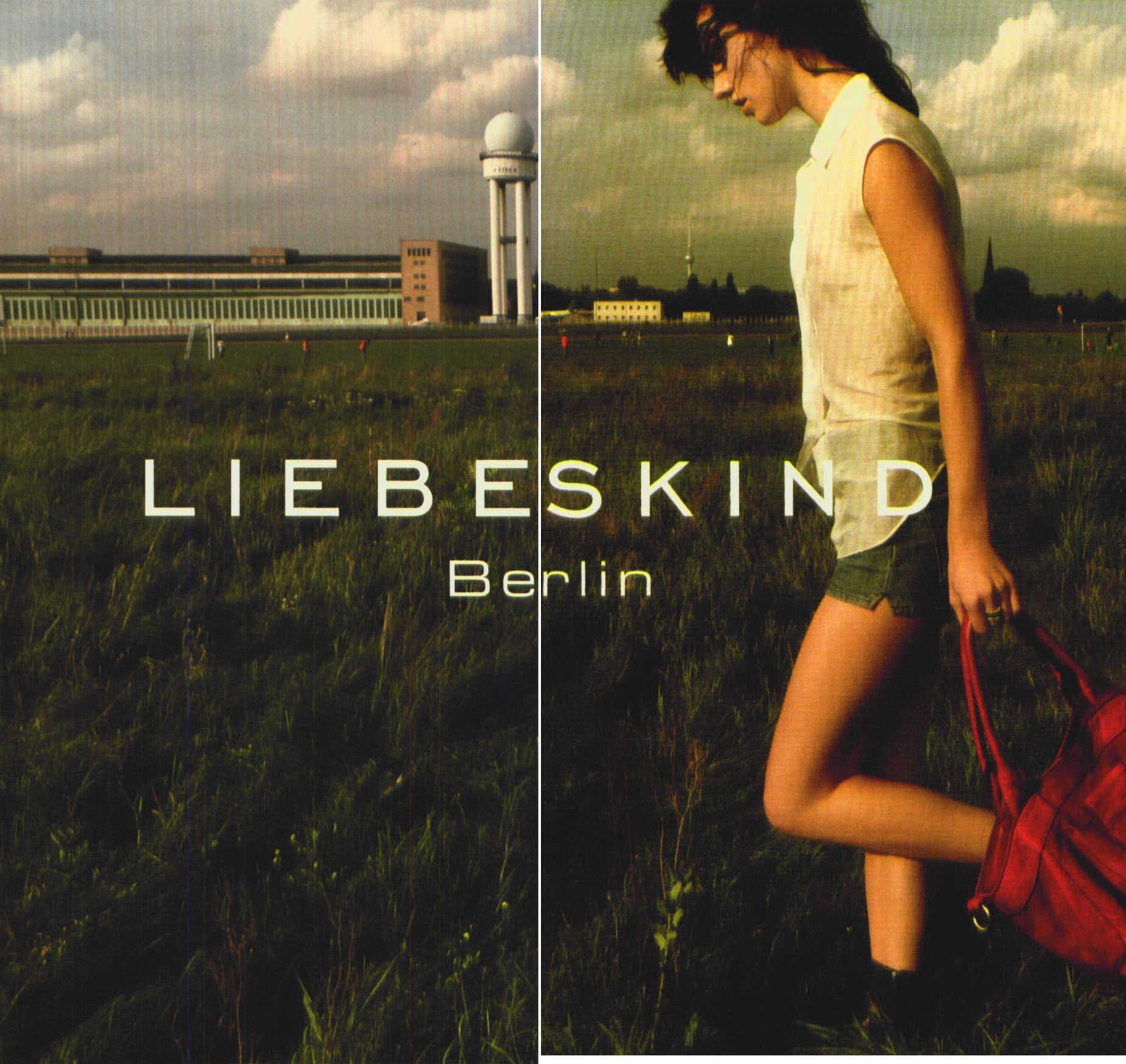 德国轻熟品牌liebeskind 服饰鞋包手表闪购
