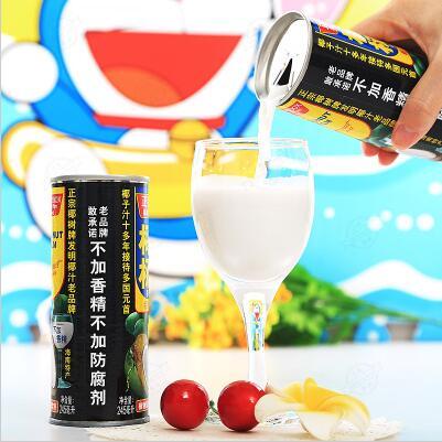 海南特产 正宗椰树椰汁/椰子汁245ml