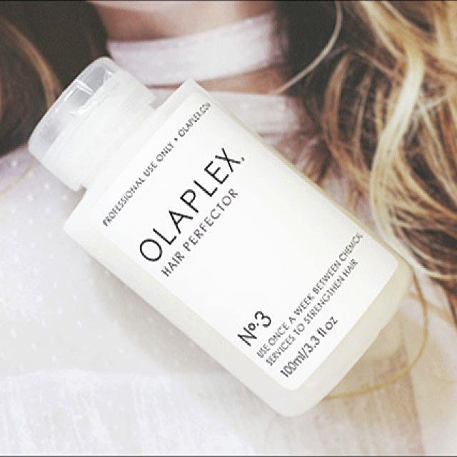 拯救烫染受损头发神器-Olaplex Hair Perfector No.3