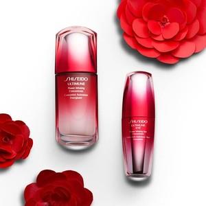 【直邮中国】看来最近适合买资生堂哦~Shiseido/资生堂红腰子精华+眼霜套组
