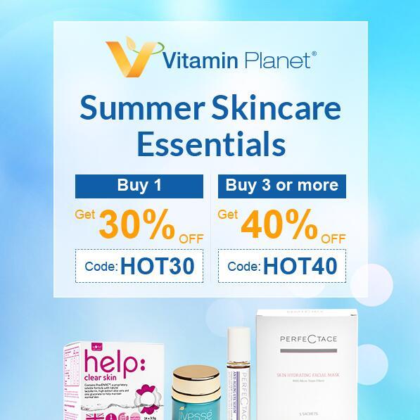 英国知名保健品网站Vitamin Planet官网