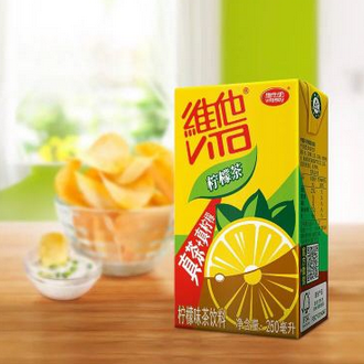 清凉解渴夏季必备 vita维他 柠檬茶250ml*6