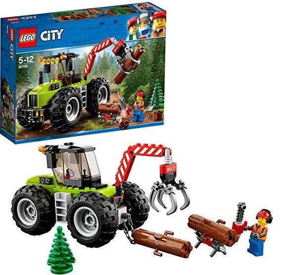 Lego City 60181森林搬运工系列