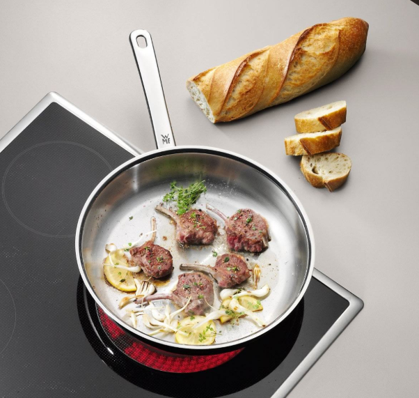 德国著名厨具WMF 不锈钢平底煎锅 18cm