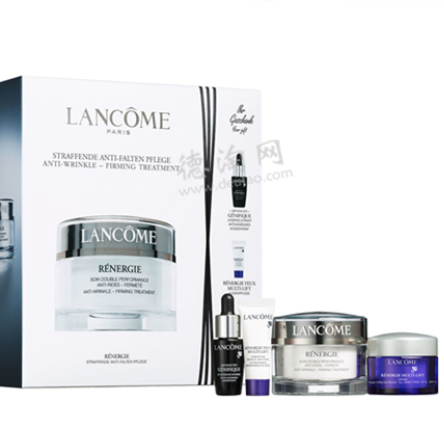 Lancôme Rénergie 兰蔻立体塑颜系列护肤套装