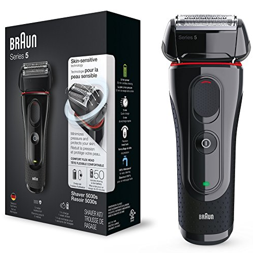 Braun Series 5 5030s 电动剃须刀