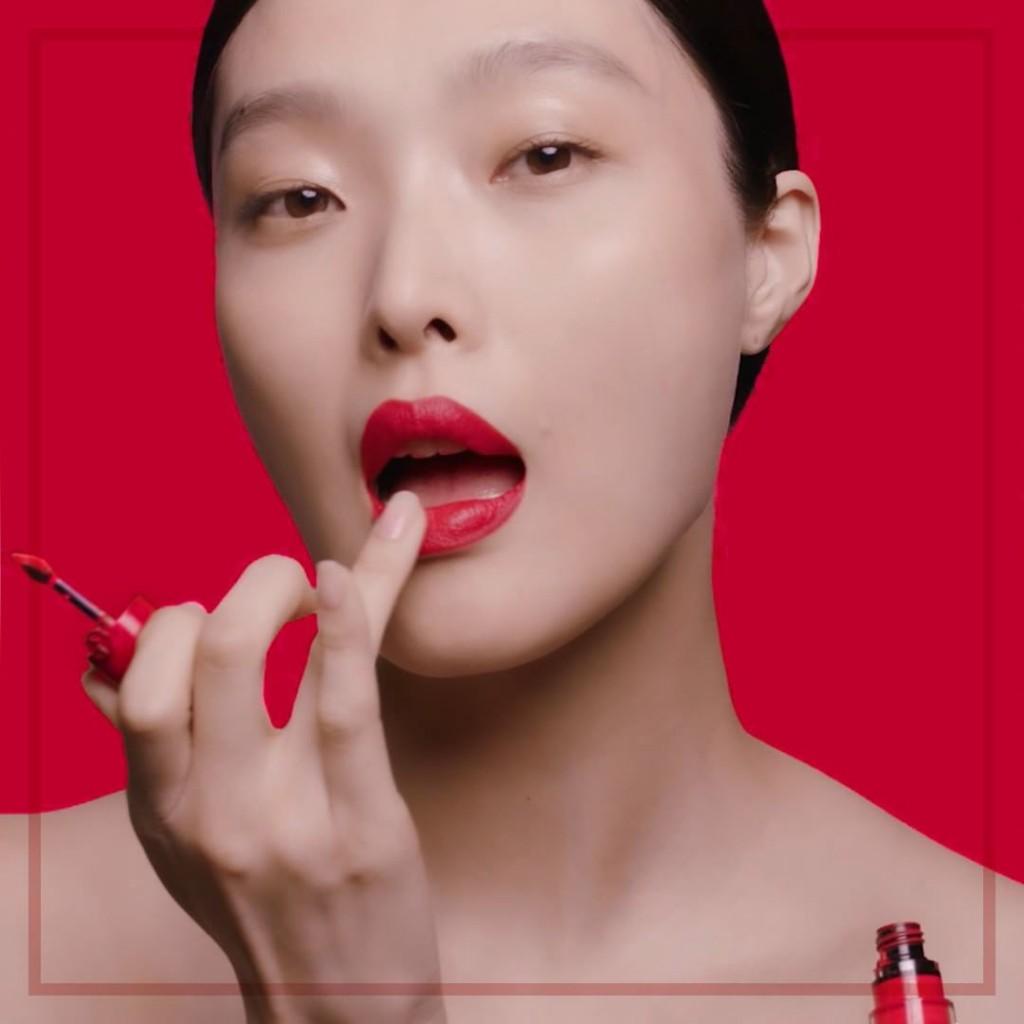 ARMANI Lip Vibes唇釉 2018新色