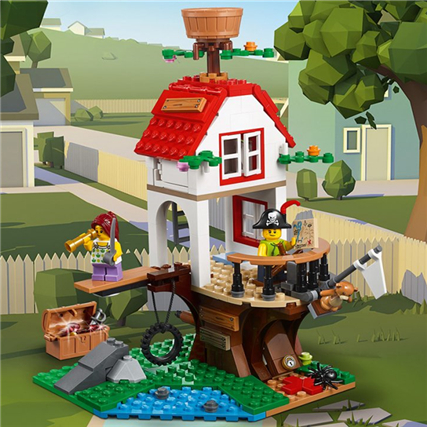 Lego Creator 31078 树屋宝藏