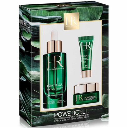 维稳的一把好手!总价值159.98欧的 Helena Rubinstein 赫莲娜绿宝瓶护肤套装