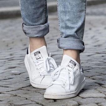 Adidas Originals miss stan 藏蓝色尾边也降价啦!